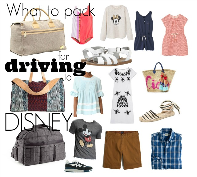 what to pack for disney, walt disney world packing list