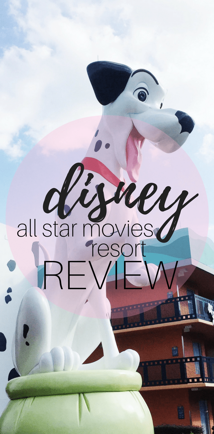 all star movies resort review