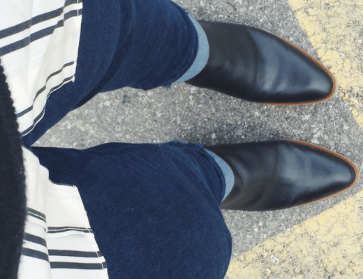 everlane the heel boot review