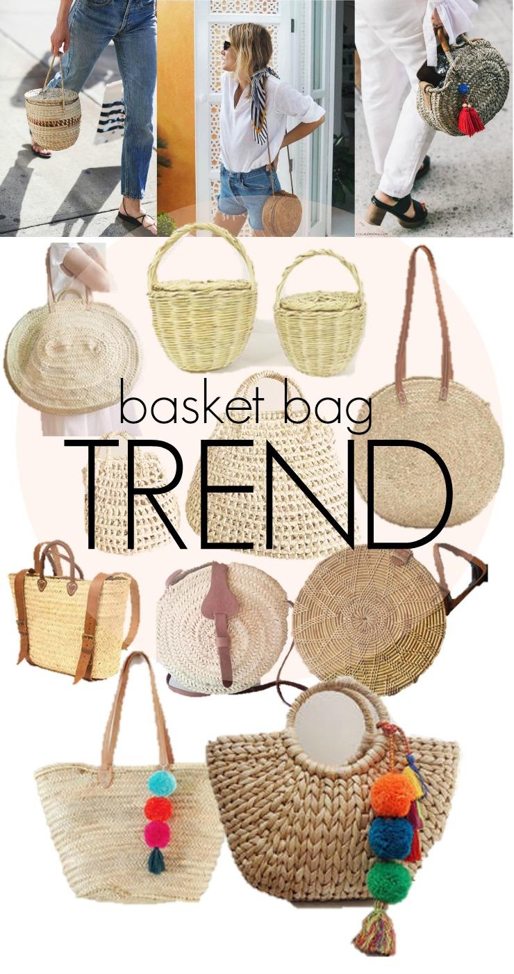 basket bag trend