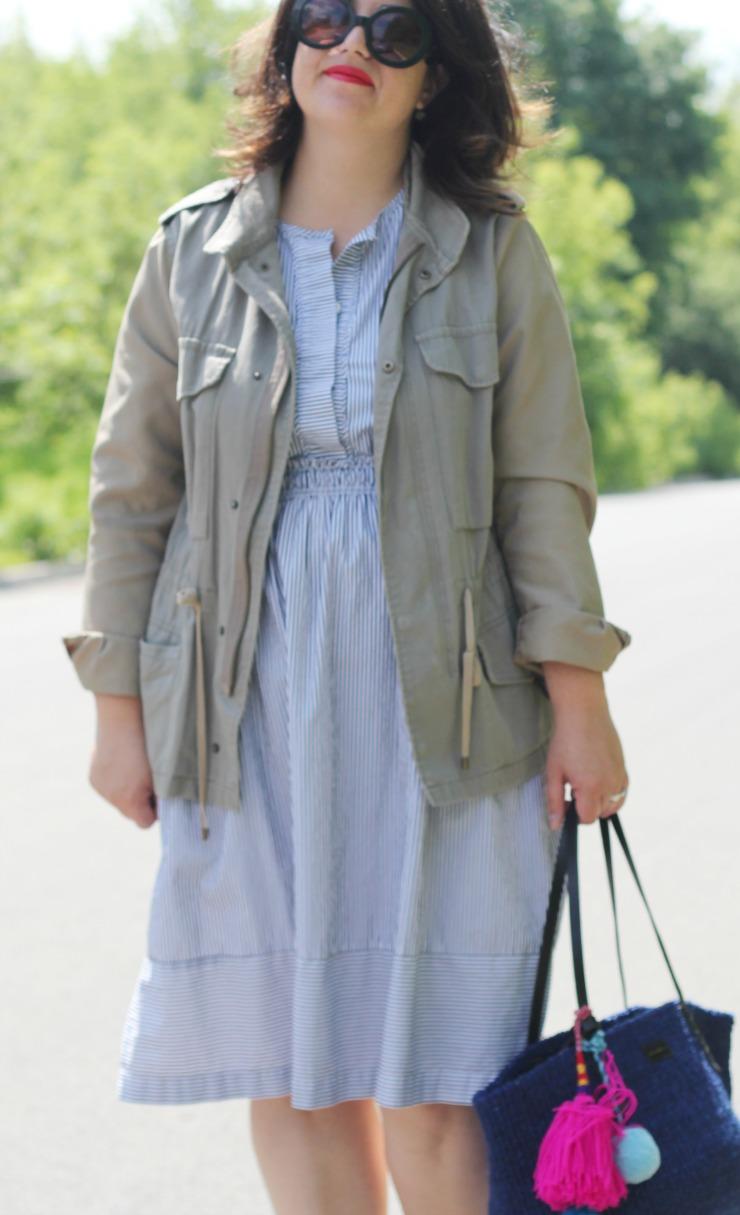 field jacket style