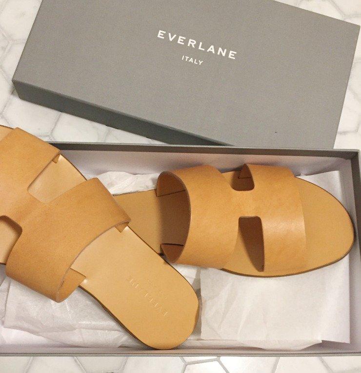 Everlane Bridge Sandal Review