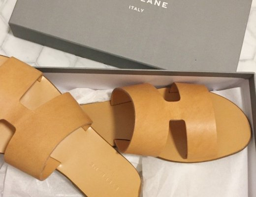 everlane bridge sandal review