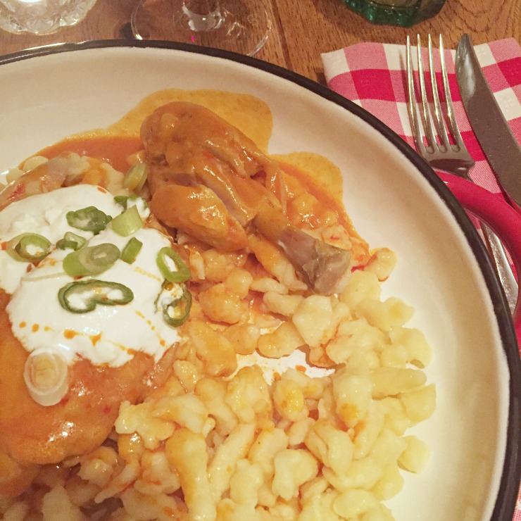 everything we ate in prague, vienna, budapest