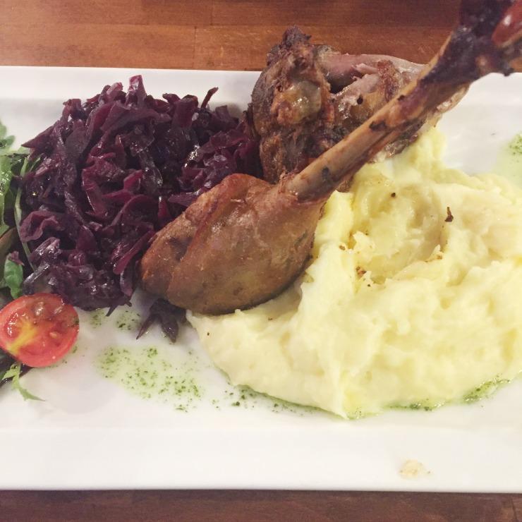 everything we ate prague, vienna budapest