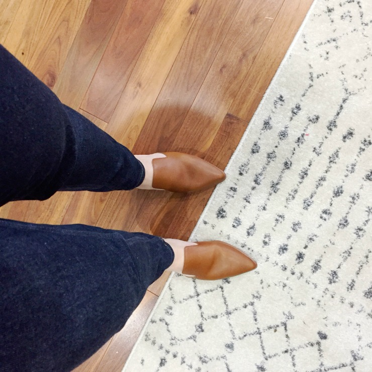 madewell slip on shoes