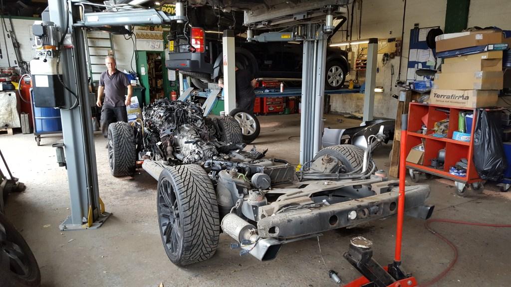 land rover specialist - Chichester 4x4