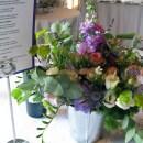 Menu at Grittenham Barn wedding