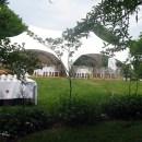 Capri Marquee at Wedding, June 2010