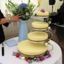 Wedding cake (cheesecake)