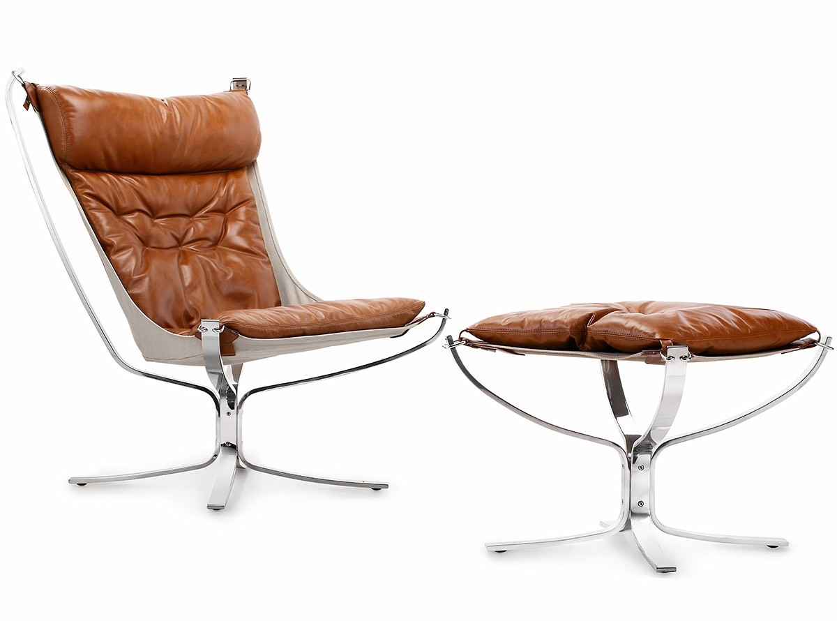 Falcon Chair By Sigurd Ressel Collector Replica