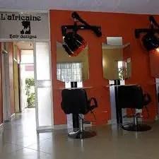 L'Africaine hair designs salon