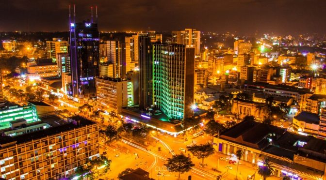 Cheap Flights to Nairobi