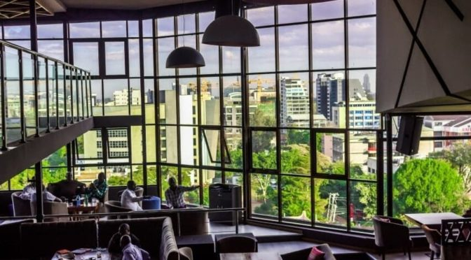 Clubs in Westlands: 40Forty Lounge Nairobi