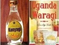 konyagi and waragi
