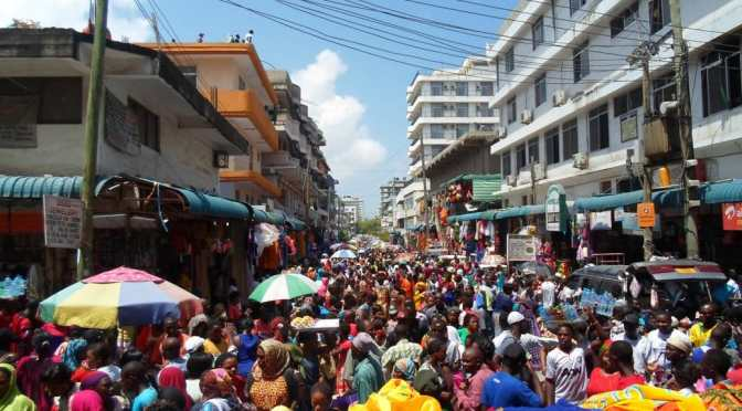 Kariakoo Market & Its Environs: Shopping on Congo Street