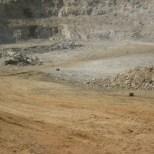 Bottom of Mine, African Barrick Gold, Buzwagi
