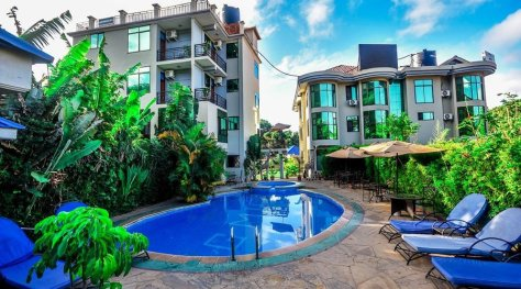 Green Mountain Hotel Arusha
