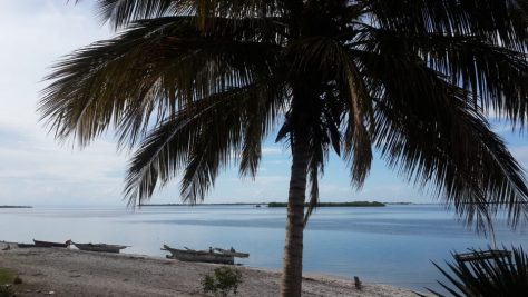 Lagoon at Bomani Beach Bungalows, Bagamoyo, Tanzania