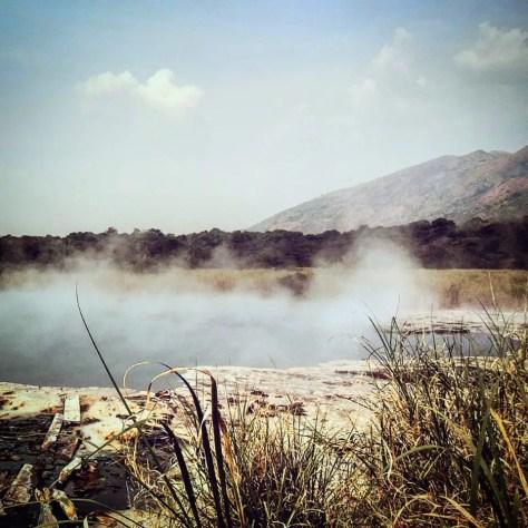 Male Hot Spring, Sempaya Hot Springs, Semuliki National Park, Uganda