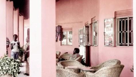 AidChild's Equator Café & Gallery, the Equator, Uganda