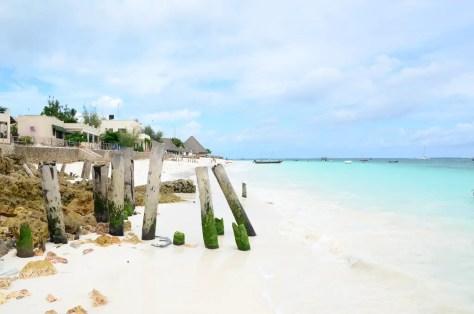 my blue hotel zanzibar: Nungwi Beach, Zanzibar, Tanzania