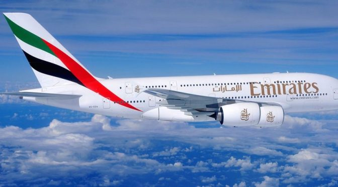 Emirates Flight Sale