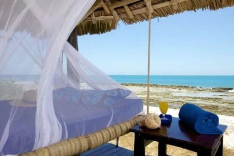 Bagamoyo Hotels: View of Ocean Lazy Lagoon Bagamoyo