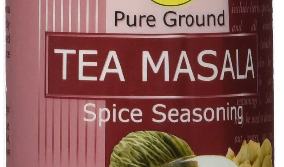 Tropical Heat Tea Masala