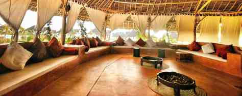 The Lounge at Kasha Boutique Hotel, found through Booking.com
