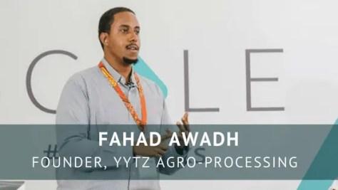 Karibu Kenya Ventures Limited: Fahad Awadh