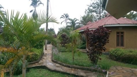 Grounds of Kilimanjaro Eco Lodge
