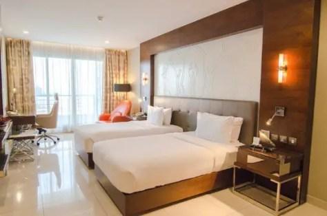Hotels in Dar es Salaam: Harbour View Suites, Dar es Salaam