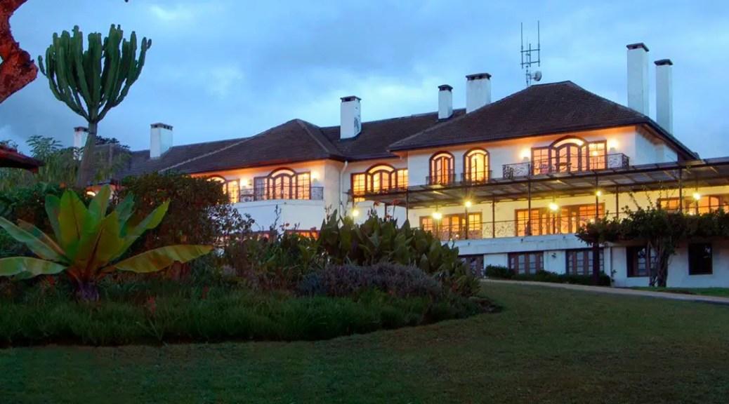 Fairmont Mount Kenya Safari Club Nanyuki