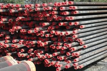 tubular pipe stack