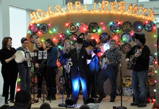 ChickenFat Klezmer Orchestra at the Museum of Contemporary Art