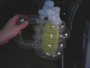 Balloon Beer Mug by http://www.balloonbiker.com/