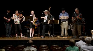 ChickenFat Klezmer Orchestra at Make Music Chicago 2013
