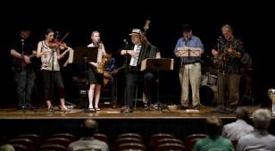ChickenFat Klezmer Orchestra at Make Music Chicago 2013