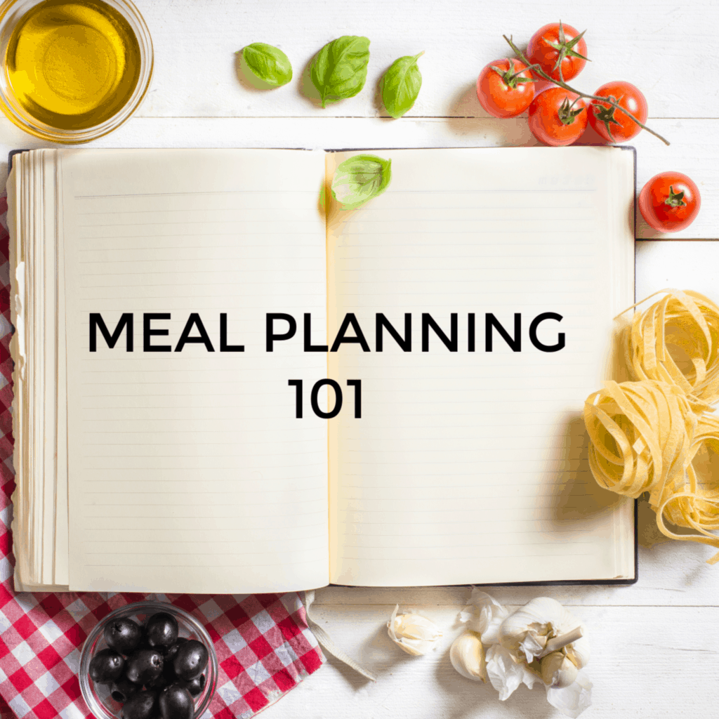 A Basic Guide To Meal Planning On A Budget Templates