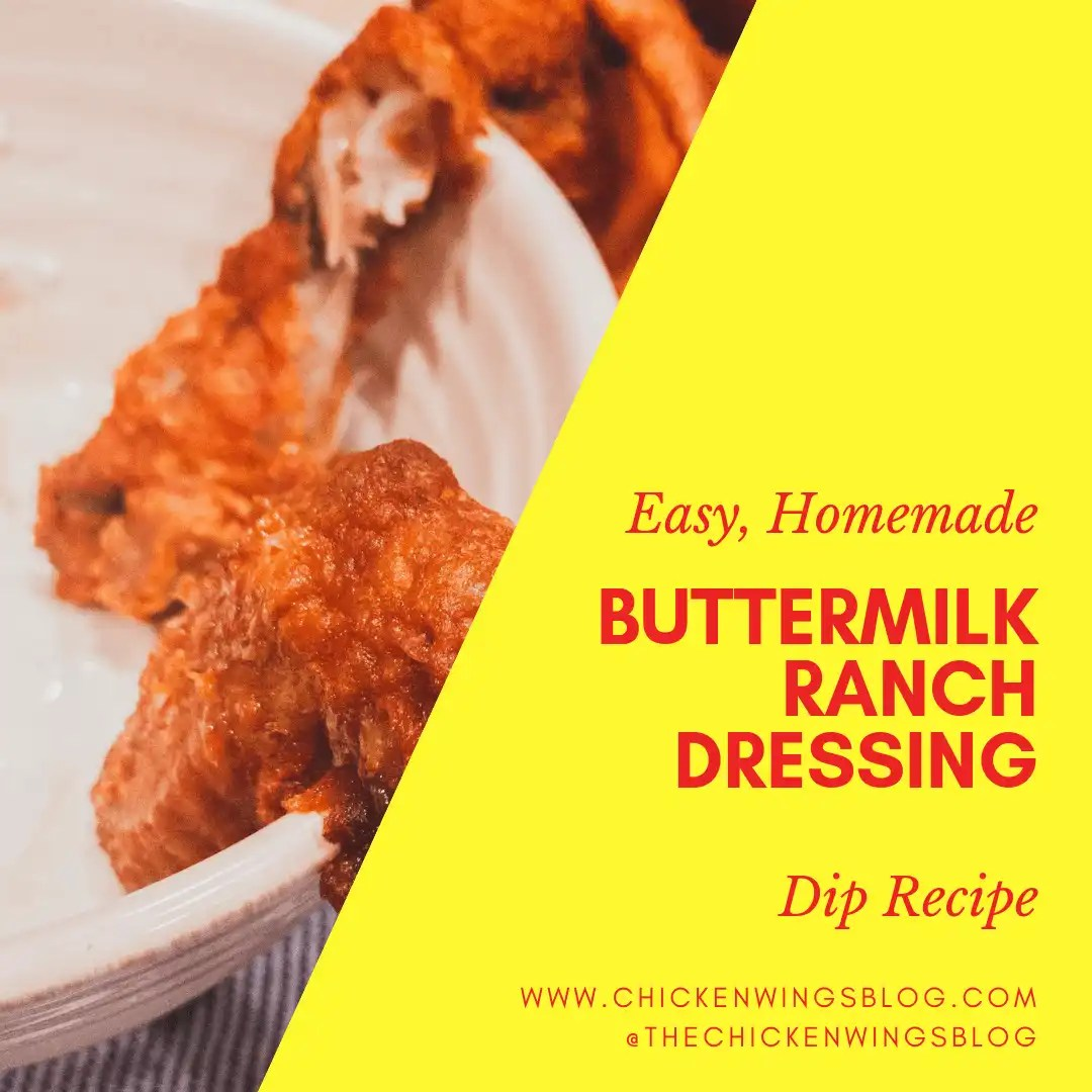 Chef's Best Homemade Ranch Dressing Recipe 2