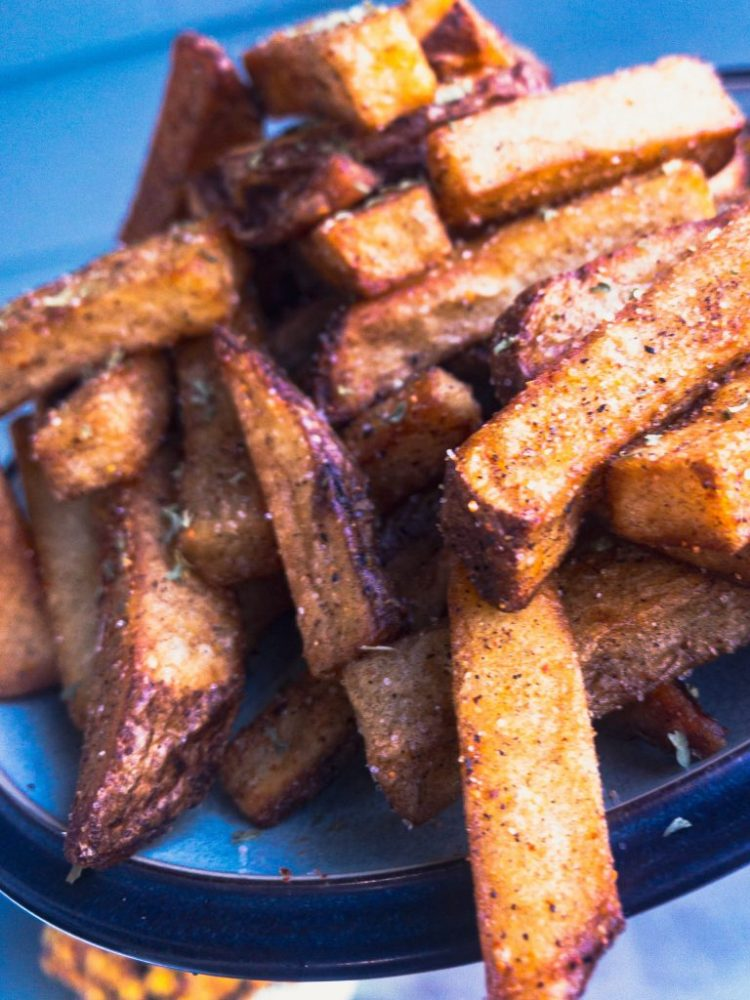 3 Ingredient Cajun Fries 1