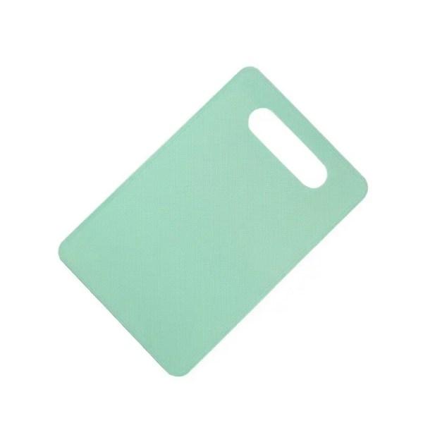 Seafoam Green Cutting Board with Handle
