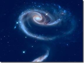 Hubble Rose