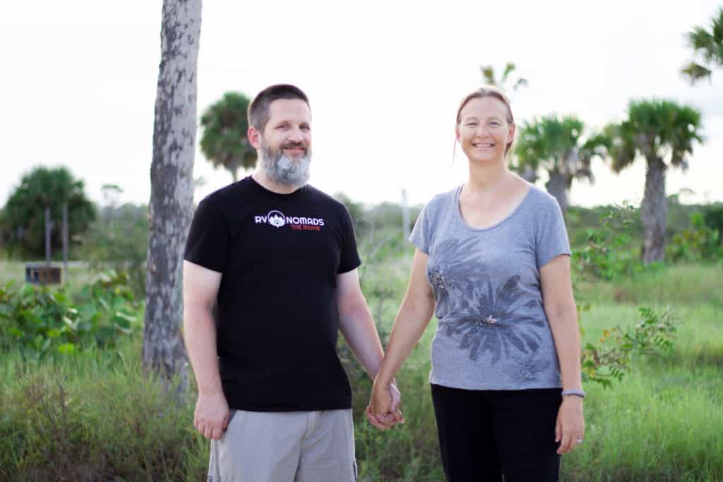 couple in Florida