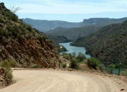 Apache Trail: A Crazy, Scary, Beautiful Drive Near Phoenix