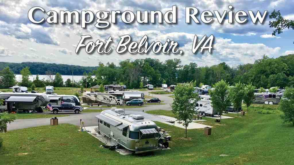 Fort Belvoir Campground Review