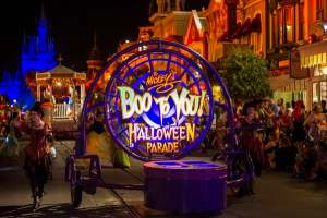 WDW Boo to You Parade