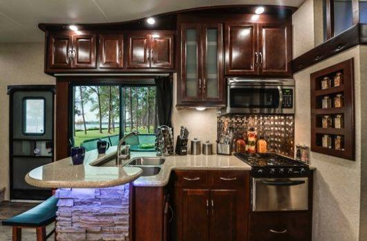 Learn how to make the most of your small RV kitchen. I'll show you how to make regular meals in your RV kitchen.