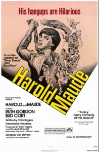 Harold and Maude 196x300 - Arty Chick's Seven Flicks: Week 13